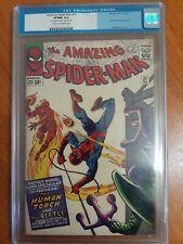 Amazing Spiderman #21 cgc 9.0