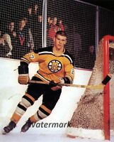 NHL 1960's  Boston Bruins HOFer Bobby Orr Color 8 X 10 Photo Picture Free Ship