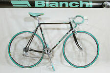 Vintage 1985 BIANCHI CENTENARIO 100th ANNIVERSARY 56cm BIKE