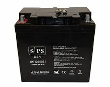 SPS UB12550 12V 55Ah Scooter Wheelchair Mobility Deep Cycle SLA AGM Battery