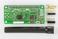 UHF VHF PI-STAR MMDVM hotspot Support P25 DMR YSF for raspberry pi +Antenna V1.7