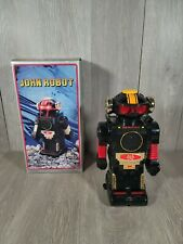 John Robot Vintage Space Toy Original Sealed Box Battery Operated 1970's Tested