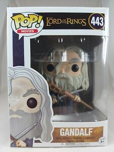 Movies Funko Pop - Gandalf - The Lord of the Rings - No. 443