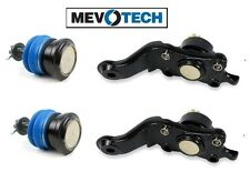 Mevotech Upper & Lower Ball Joints Left Right for Toyota Sequoia Tundra 04-07