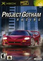 Project Gotham Racing For Xbox Original Very Good 1E