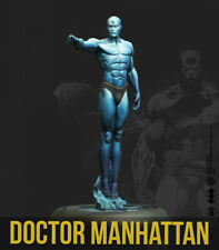 Doctor Manhattan  Resin Model Kit  Batman Miniatures  KM35-Res-144
