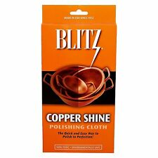 Blitz Copper Shine Polishing & Cleaning Cloth