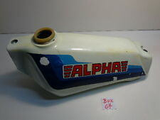 ALPHA GAS TANK FOR MOTO TRIAL