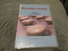 "DVD NF ""MALADIES A VENDRE"" documentaire de Anne GEORGET & Mikkel BORCH-JACOBSEN"