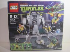 Lego Teenage Mutant Ninja Turtles (79105) BAXTER ROBOT RAMPAGE (New & Sealed)