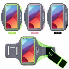 GBOS® Armband For LG V30+ V30 Adjustable Running Jogging Workout Exercise Holder
