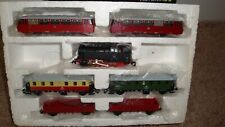 Quelle International TT (1:120) Scale Train Set. New in original box.
