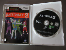 Wii Spiel Just Dance 2 New Hits - More Fun mit 3D Hologramm Cover Neu