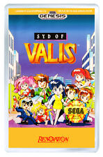 SYD OF VALIS MEGA DRIVE FRIDGE MAGNET IMAN NEVERA