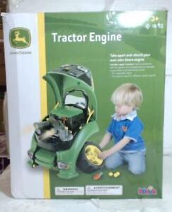 NEW OPEN BOX John Deere Tractor Lover's Engine Repair Set $175.50