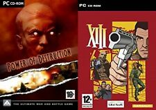 Power Of Destruction & xiii   new&sealed
