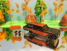 Hearse, 1960 Ford Country Squire, Funeral Home, Ghoulish, Coroner, Coffin Gurnee
