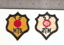 #009 US ARMY MTS RED BALL EXPRESS  PATCH