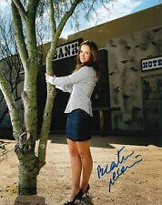 BEATRIZ RECARI signed *LPGA* WOMEN'S GOLF 8X10 photo W/COA SPAIN KIA CLASSIC #2