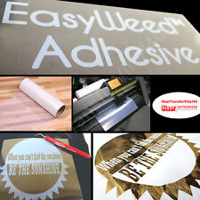 Siser EasyWeed Adhesive - Attach Screen Prints and Hot Stamping Foil (12