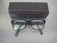 """HUGO """"BOSS ORANGE"""" TortoiseShell Glasses Frame BO 0084 - 52 16-140 & Case"""