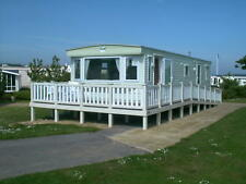 PRESTIGE CARAVAN WITH WHEELCHAIR ACCESS @ HAVEN HOLIDAY REIGHTON SANDS 14th SEPT