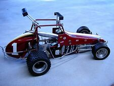 1/4 Scale - Sprint Car - Quarter Scale
