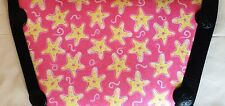 Onesole Shoe Silk Screen Tops NWT ~ Top Size (M) Pink/Yell Stars ~ MSRP $16