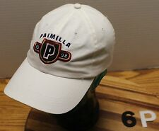 VERY NICE PALMILLA GOLF COURSE JACK NICKLAUS DESIGN HAT ADJUSTABLE WHITE VGC