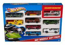 Hot Wheels - Gift Pack Set of 9 Cars