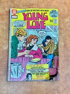 DC Comics YOUNG LOVE #93 (1972) Good condition