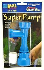 LM Lees Ultimate Gravel Vac Super Pump
