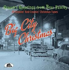 Various Artists - Big City Christmas / Various [New CD] With Booklet