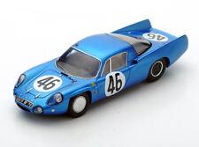 1:43 Spark Alpine M65 #46 1965 LeMans Bianchi Grandsire SP5488