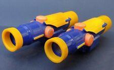 2 Nerf Longshot CS-6 Tactical Crosshair Rail Mount Sniper Scope Orange Yellow