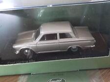 Vanguards VA07303, Ford Cortina Mk I, Gold, 100th Anniversary, cert 263 of 1500