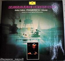 Karajan Express France: Berlioz fantastique; Delibes: Coppelia - LP DGG