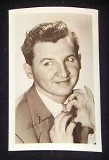 Eddie Bracken 1940's 1950's Actor's Penny Arcade Photo Card