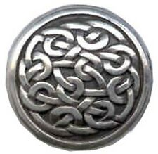 Western Decor Celtic Design Concho 1 Inch