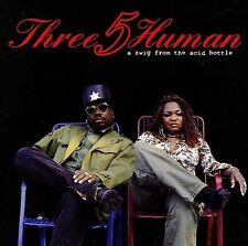 A Swig from the Acid Bottle by Three5Human (CD, May-2007, Anaphor FACTORY SEALED