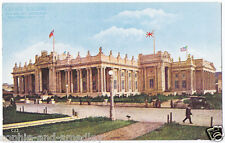 1915 Pan Pacific Expo PPIE - Canada Building - Colorized Postcard