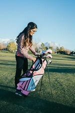Precise M5 Ladies Complete Golf Clubs Set - Right & Left Hand - 3 Size Options