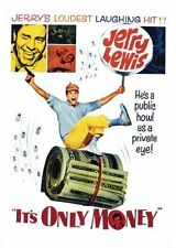 Jerry Lewis Foreign Language NR Rated DVDs & Blu-ray Discs