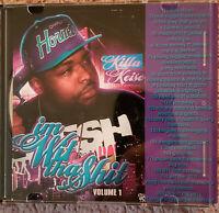 KILLA KEISE - I'M WIT THA SHIT MIXTAPE VOL. 1 CD   RARE!!! BAY RAP CELLSKI DJ DI