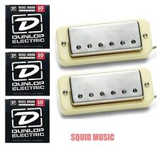 Seymour Duncan Antiquity II Mini Humbucker Nickel Set ( 3 FREE STRING SETS )