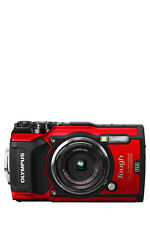 NEW Olympus TG-5 Tough 12MP Camera - Red