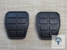 2x Pedalbelag Bremspedal Gummi für VW Polo Passat Transporter T4 321721173