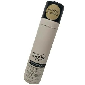 Toppik Root Volumizing Spray Dry Shampoo Finishing Volume At The Root 5.0 Oz