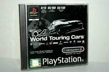 TOCA WORLD TOURING CARS GIOCO USATO BUONO SONY PSONE VERSIONE ITALIANA VBC 44031