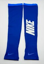 Nike Women's Pro Graphic Arm Sleeves LT Photo Blue/game Royal Size M/l One Pair